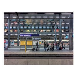 Postal Hbf, estación, Berlín, Alemania