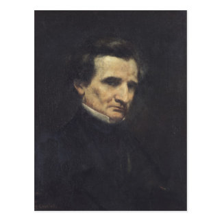 Postal Hector Berlioz 1850