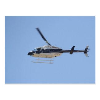 Postal Helicóptero