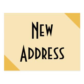 Postal Hemos movido la nueva dirección