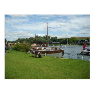 Postal Henley en Thames, al lado del Thames
