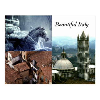 Postal hermosa de Italia el |
