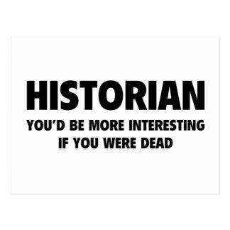 Postal Historiador