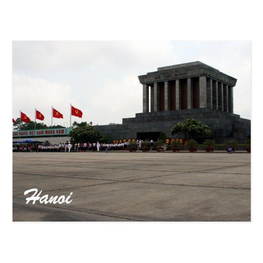 Postal ho mausoleo Hanoi