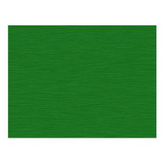 Postal Holzmaserung verde