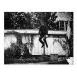 Postal Hombre de salto del Victorian