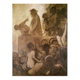 Postal Homo de Ecce, c.1848-52