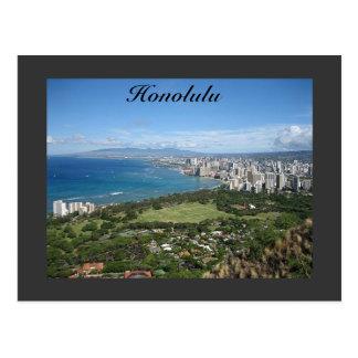Postal Honolulu