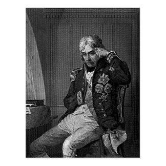 Postal Horatio Nelson