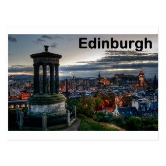 Postal Horizonte de Escocia Edimburgo (St.K)