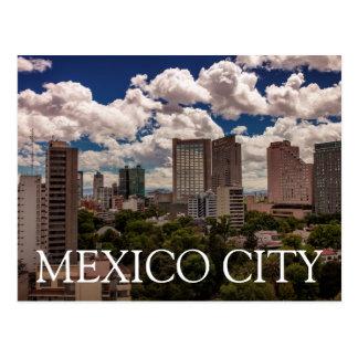 Postal Horizonte de los hoteles en Polanco Ciudad de