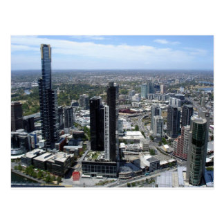 Postal Horizonte de Melbourne Australia