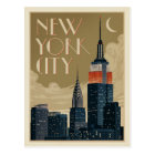Postal Horizonte de New York City