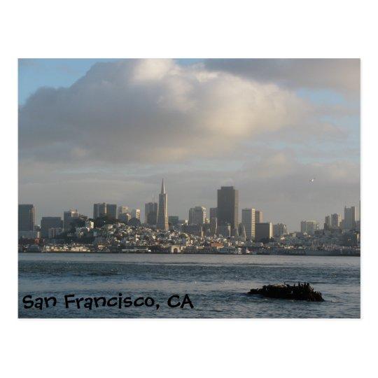 Postal Horizonte de San Francisco