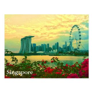 Postal Horizonte de Singapur