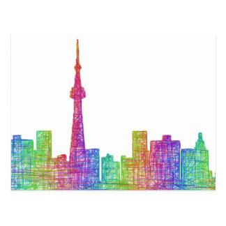 Postal Horizonte de Toronto