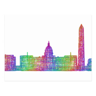Postal Horizonte del Washington DC