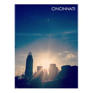 Postal Horizonte V1 de Cincinnati