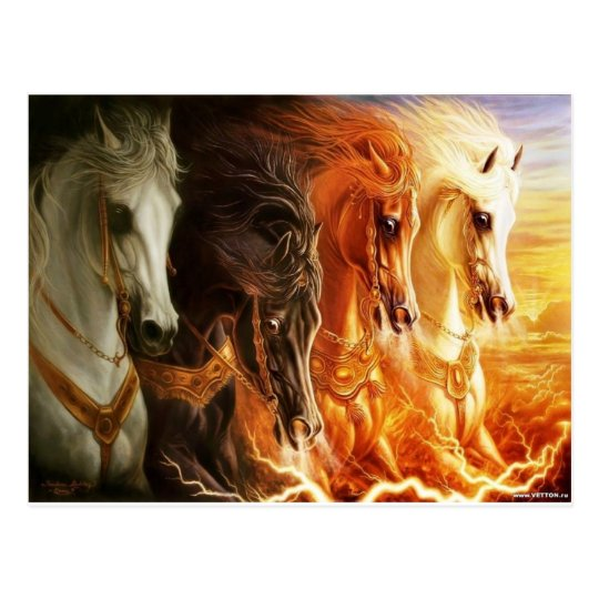 Postal Horse