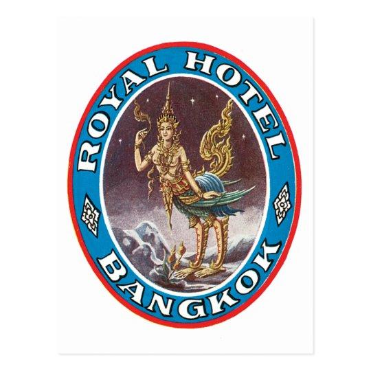 Postal Hotel real Bagkok