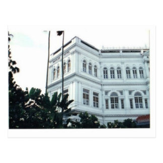 Postal Hotel Singapur de las rifas