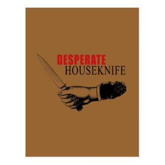 POSTAL HOUSEKNIFE DESESPERADO