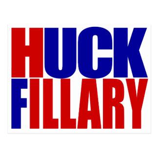 """POSTAL """"HUCK FILLARY"""""""