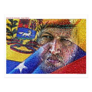 Postal Hugo Chavez - Venezuela