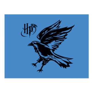 Postal Icono de Harry Potter el | Ravenclaw Eagle