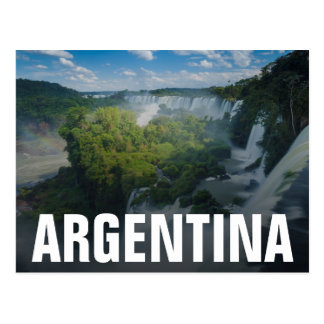 Postal Igauzu baja en la Argentina
