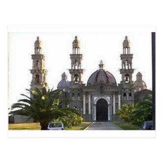 Postal Iglesia católica de Palmarian