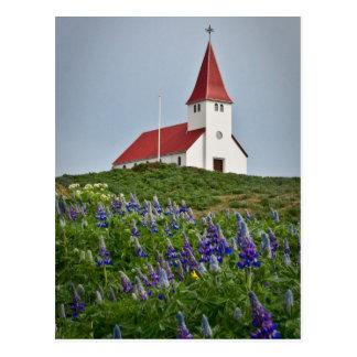 Postal Iglesia de la cumbre