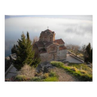Postal Iglesia del St. Jovan, Macedonia
