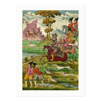 Postal Ilustraciones de las luces de Canopus (1847)