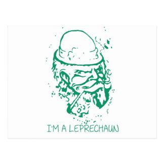 Postal Im un Leprechaun
