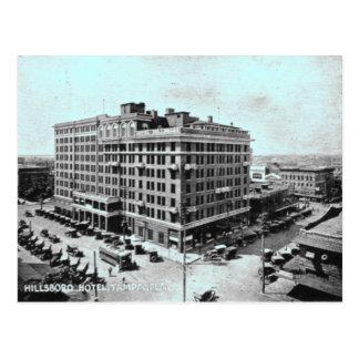 Postal Imágenes del vintage de Tampa la Florida