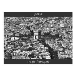 Postal IMG_2588_2, Arco del Triunfo, París