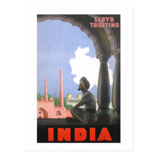 Postal India-1927