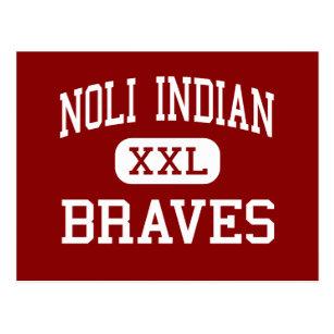Postal Indio de Noli - Braves - alto - San Jacinto 8ade8f16ff0