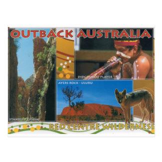 Postal Interior Australia