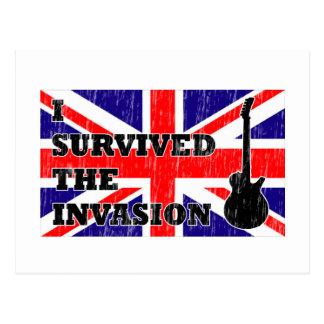 Postal Invasión británica
