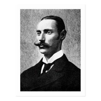Postal Inventor del capitalista de Juan Jacob del ~ de