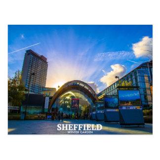 Postal Invernadero de Sheffield