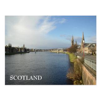 Postal Inverness, Escocia