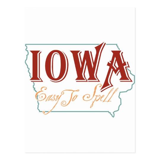 Postal Iowa