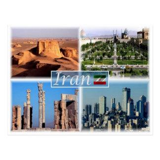 Postal IR Irán -