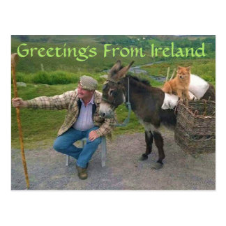 Postal Irlanda
