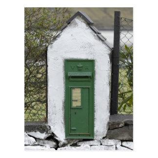 Postal irlandesa del buzón
