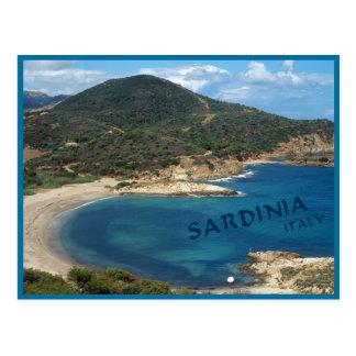 Postal Isla de Cerdeña