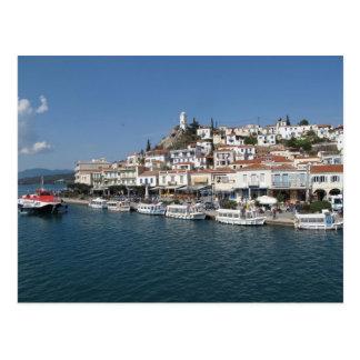Postal Isla de Grecia